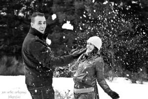 prebodas en invierno
