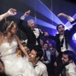 Casamiento en Sans Souci