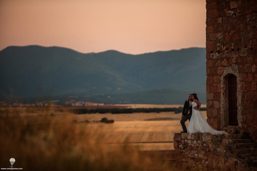 boda en la sierra