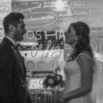 Sesión de fotos de boda