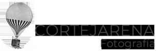 Cortejarena Fotografía Logo